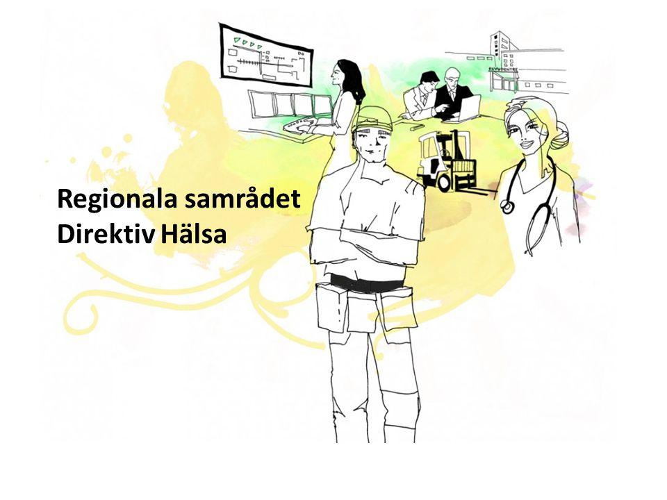 Regionala samrådet Direktiv Hälsa
