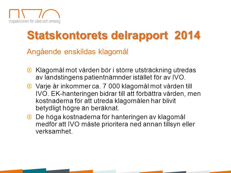 Statskontorets delrapport 2014