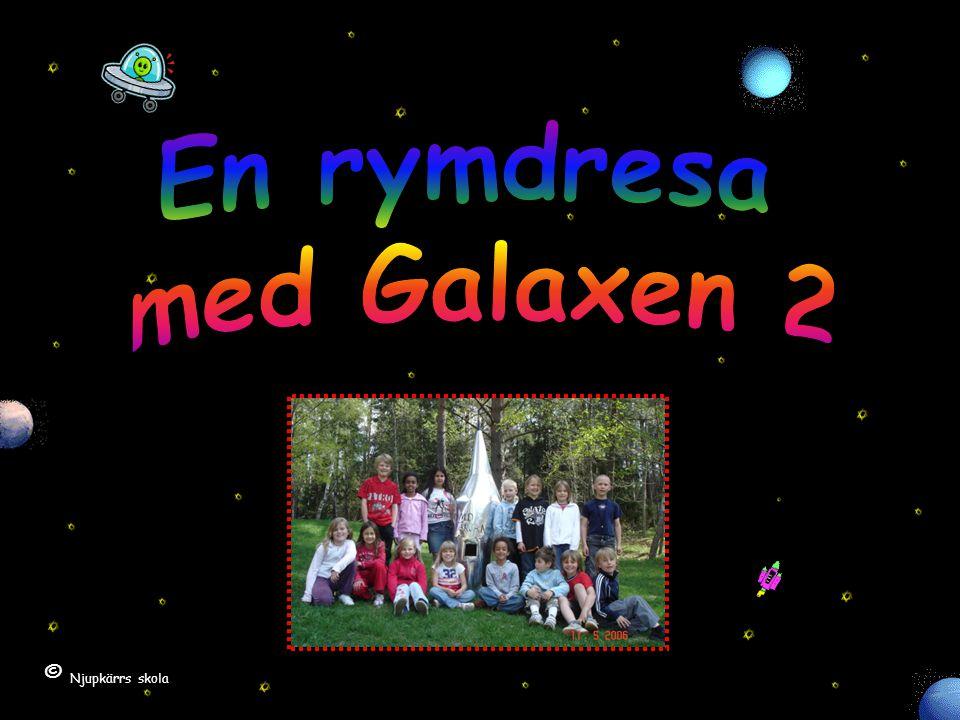 En rymdresa med Galaxen 2