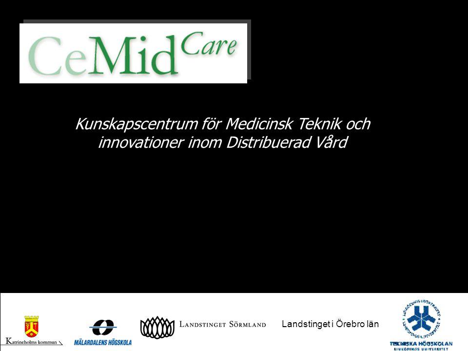 Kunskapscentrum för Medicinsk Teknik och innovationer inom Distribuerad Vård