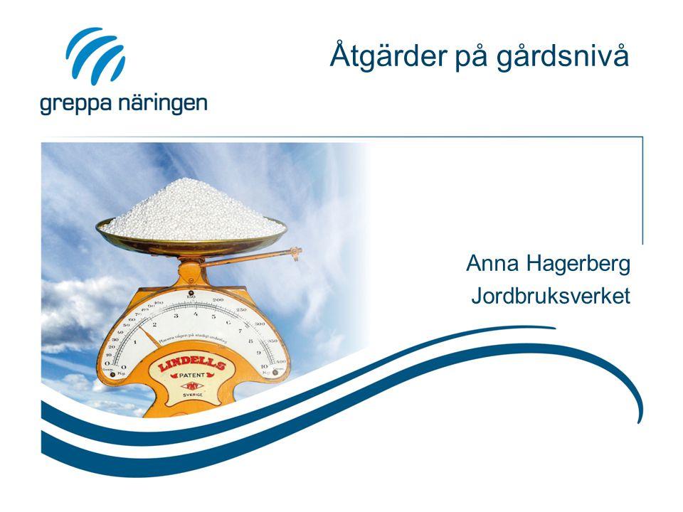 Anna Hagerberg Jordbruksverket