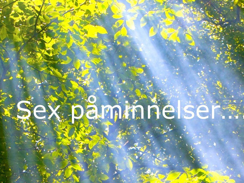Sex påminnelser…. 41