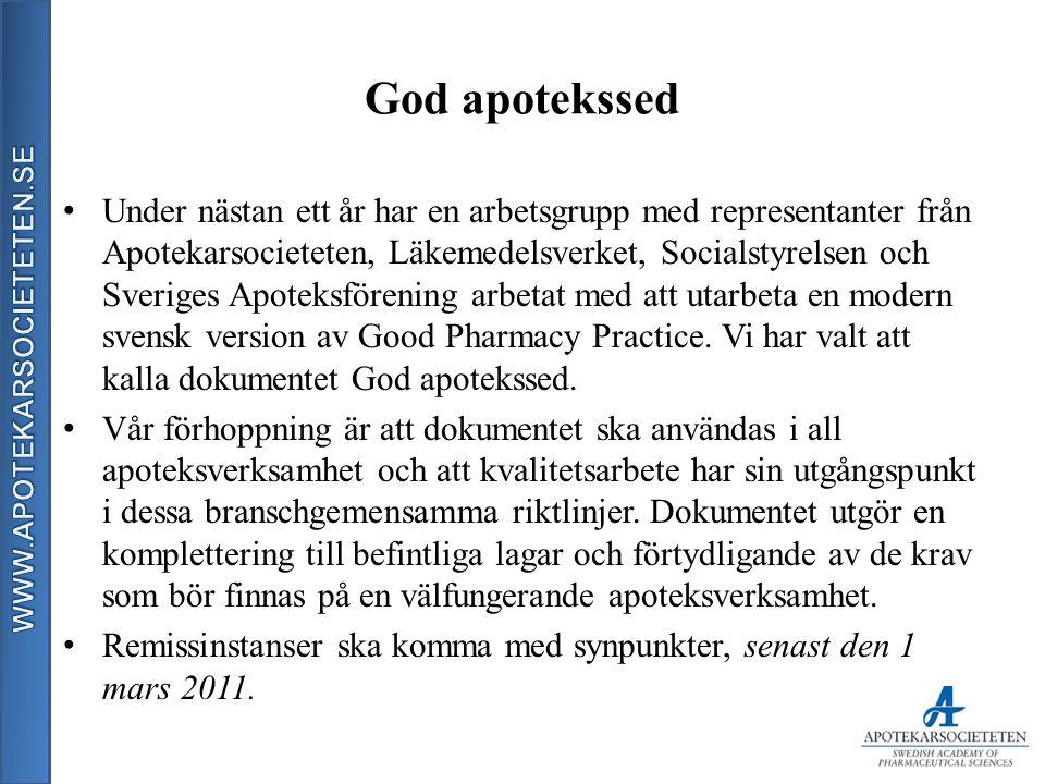 God apotekssed