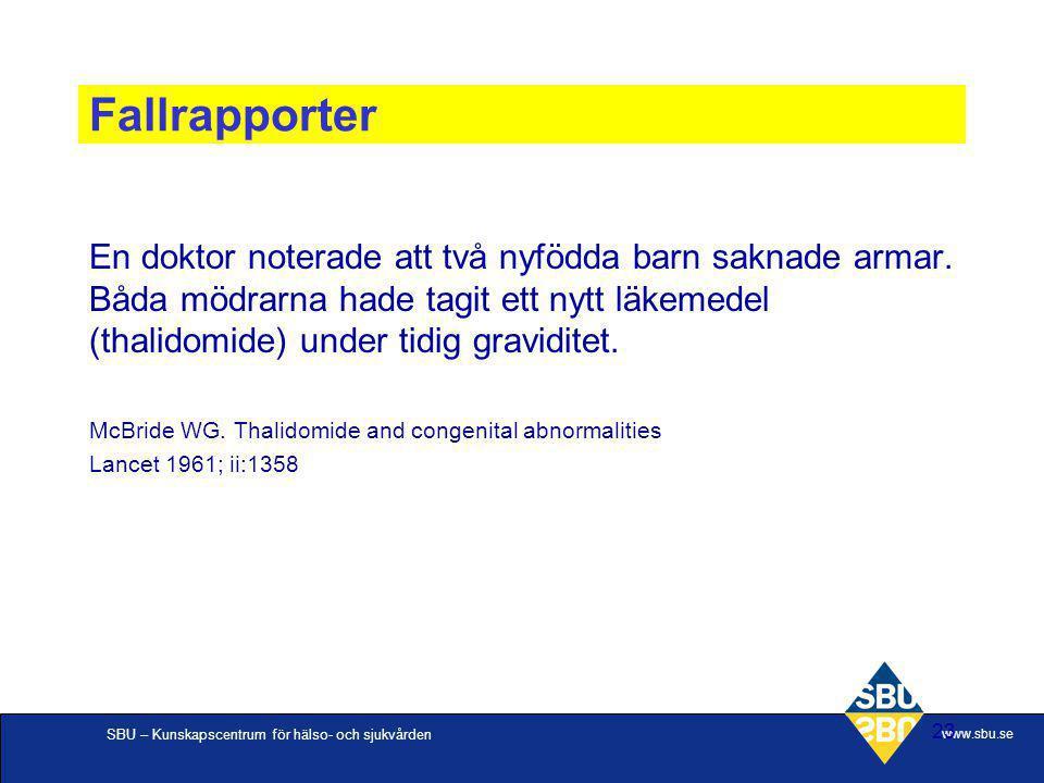 Fallrapporter