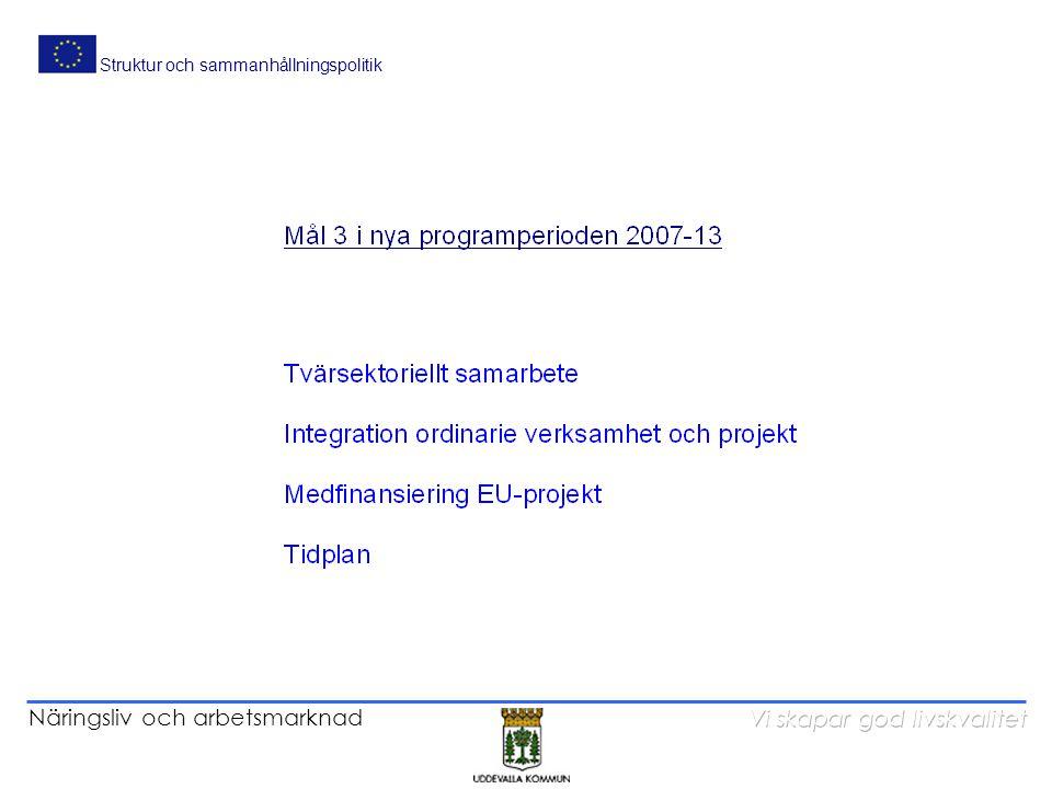 Struktur och sammanhållningspolitik