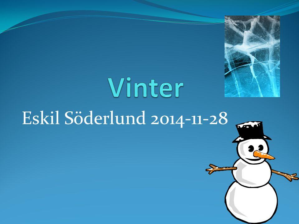Vinter Eskil Söderlund 2014-11-28