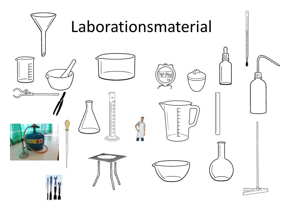 Laborationsmaterial