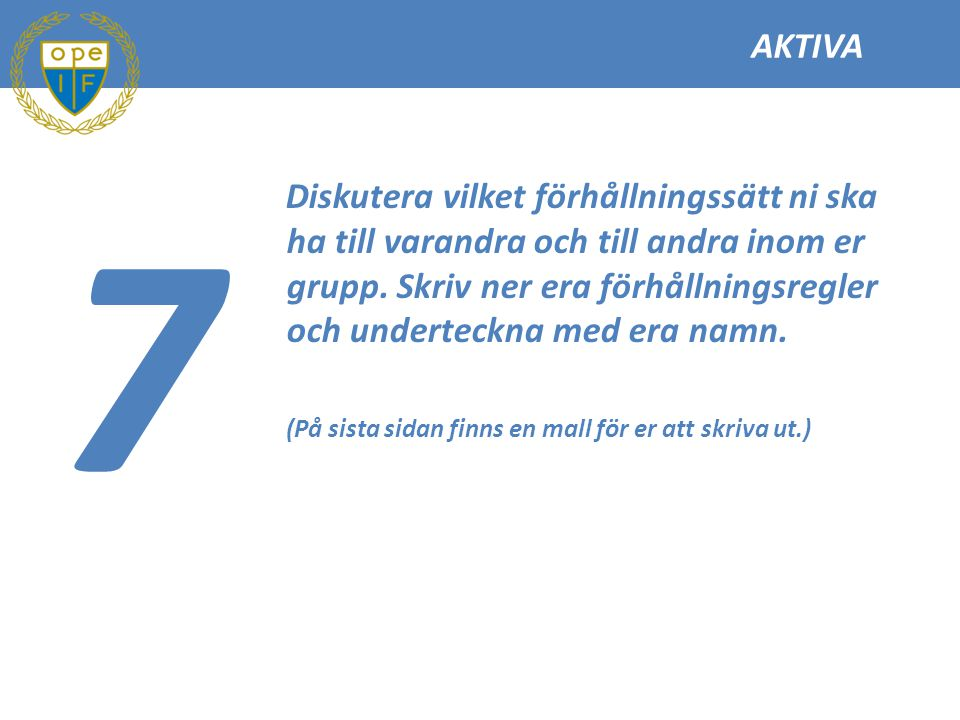 AKTIVA 7.