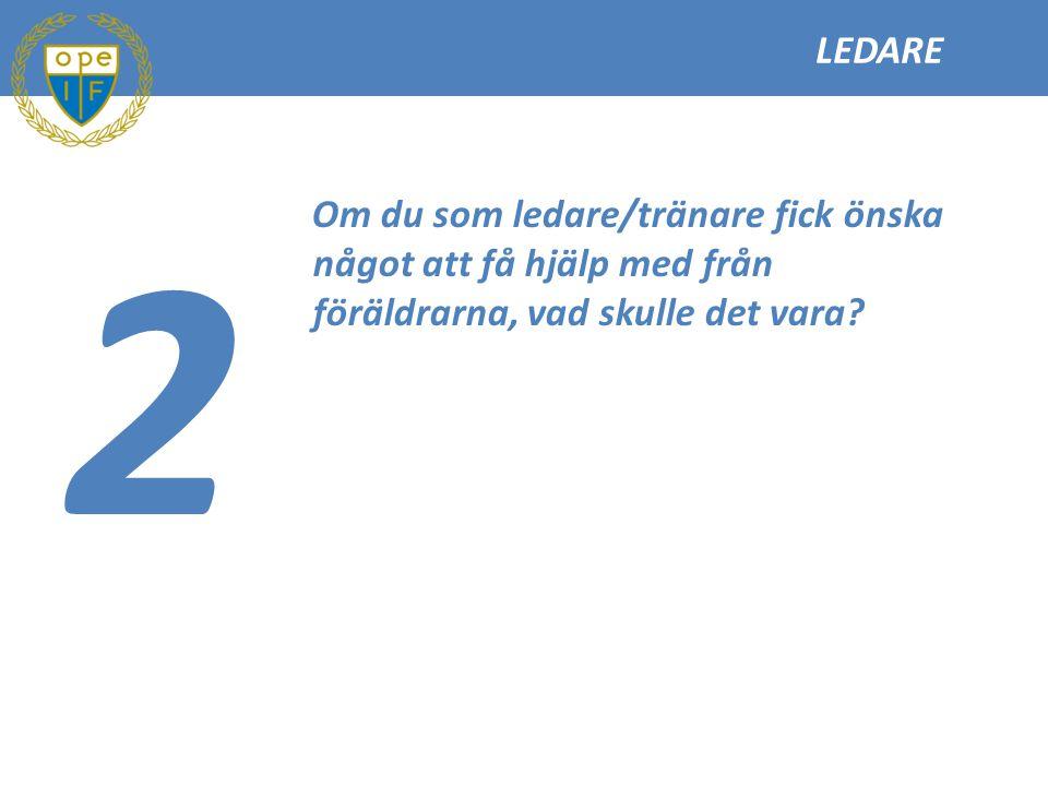 LEDARE 2.