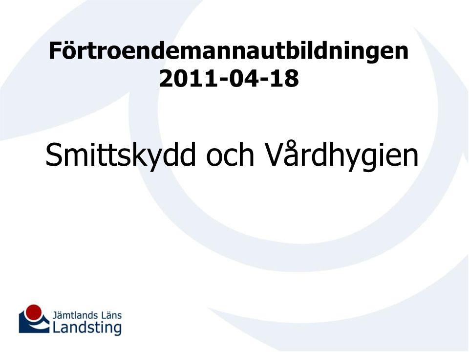 Förtroendemannautbildningen 2011-04-18