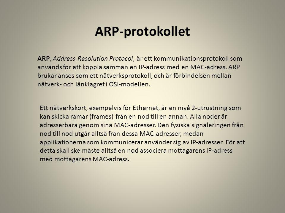 ARP-protokollet
