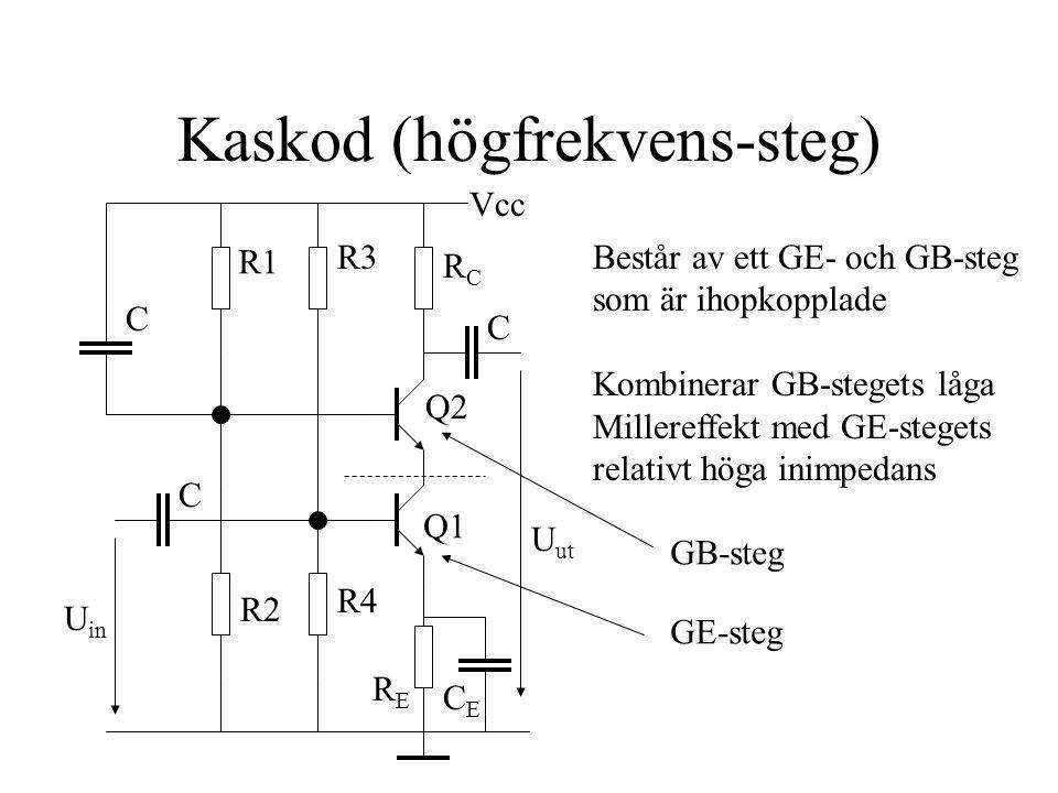 Kaskod (högfrekvens-steg)