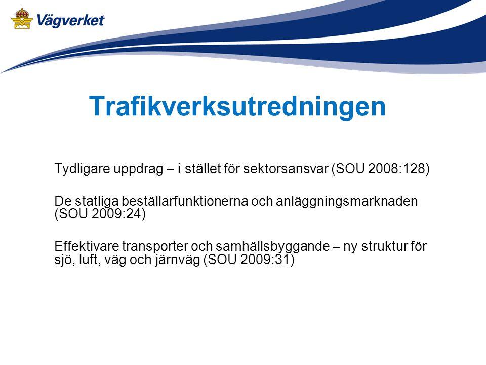 Trafikverksutredningen