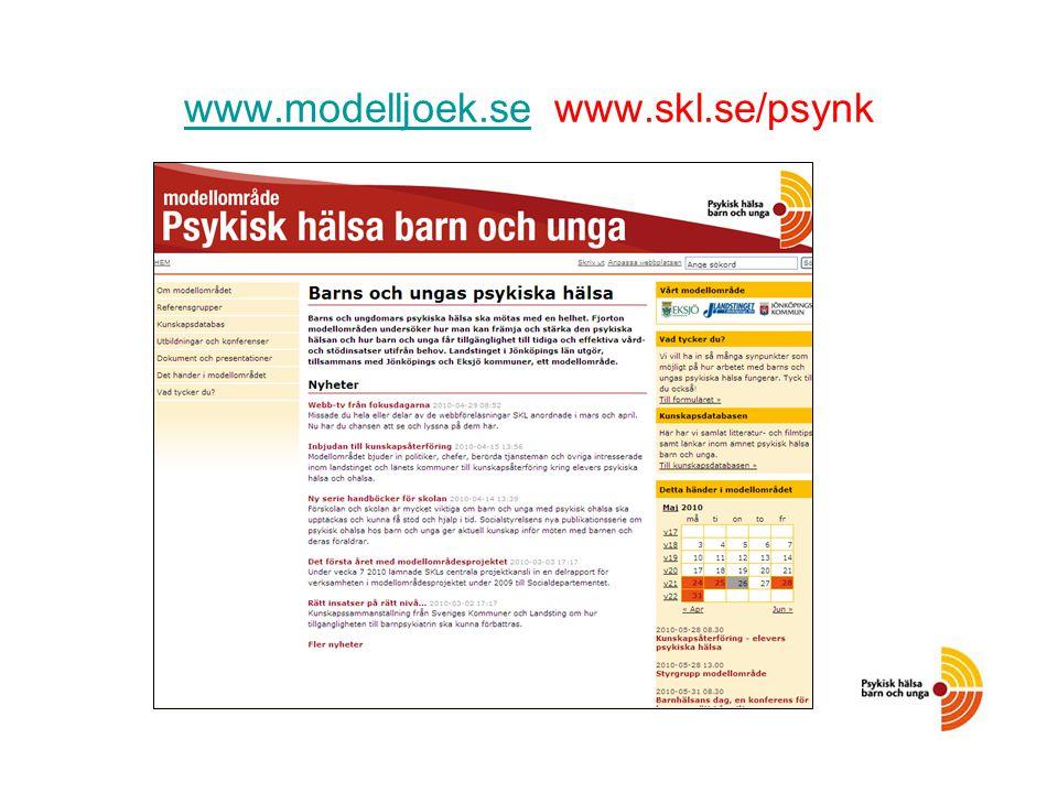 www.modelljoek.se www.skl.se/psynk