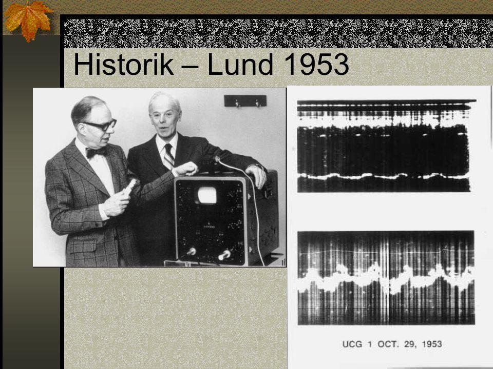 Historik – Lund 1953