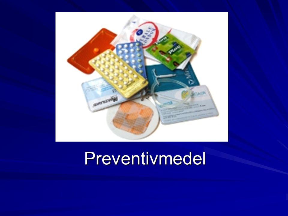 Preventivmedel