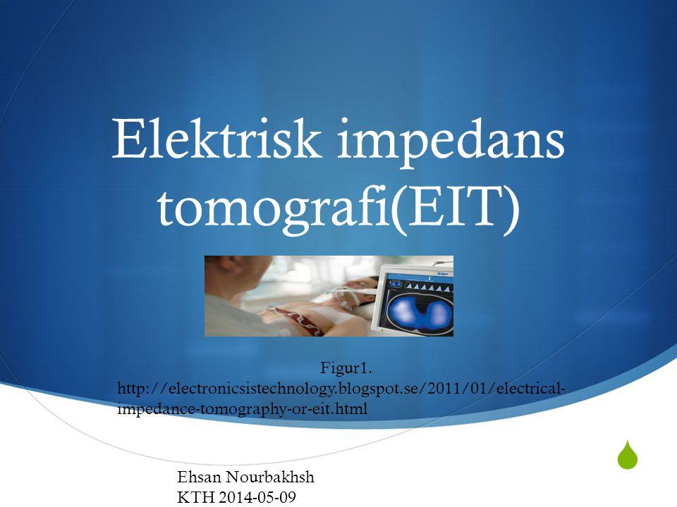 Elektrisk impedans tomografi(EIT)