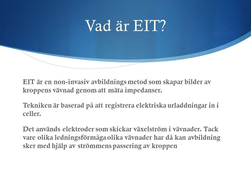 Vad är EIT