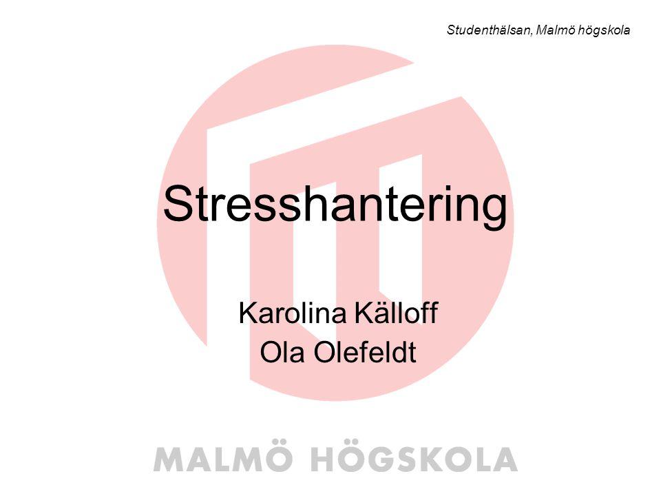 Karolina Källoff Ola Olefeldt