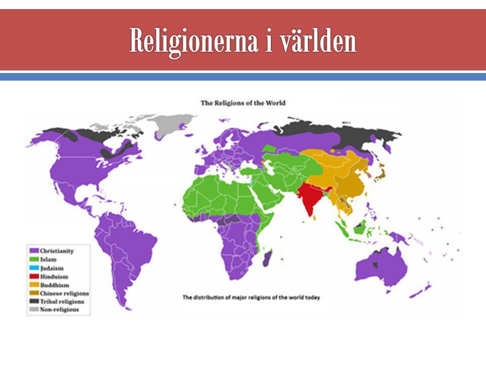 Religionerna i världen