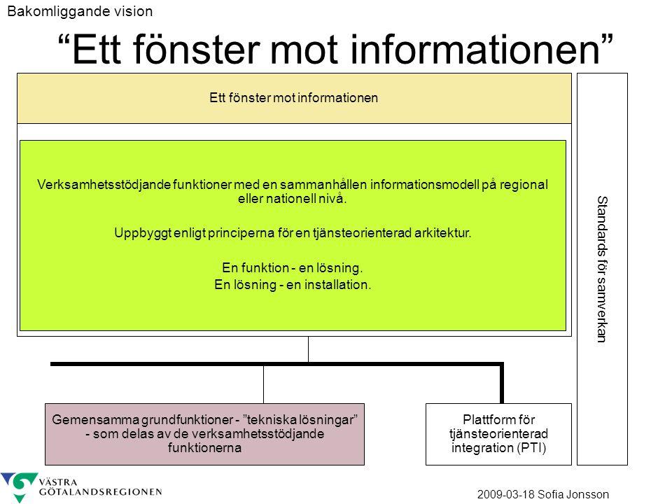 Ett fönster mot informationen