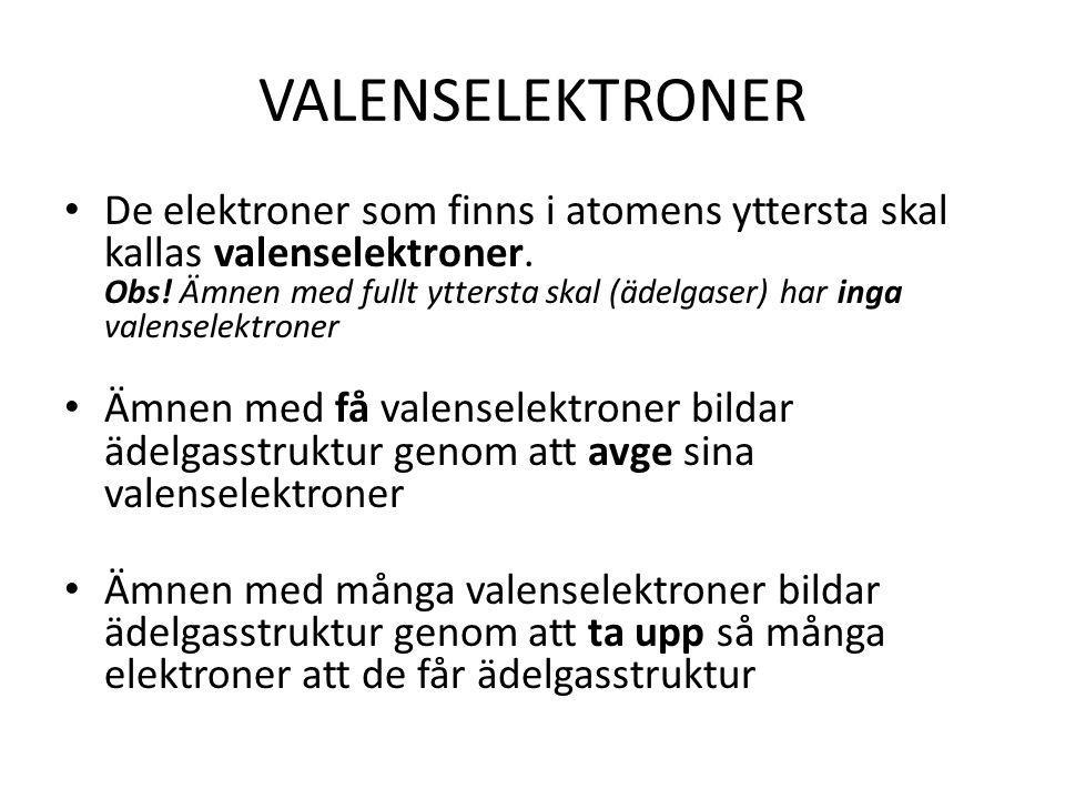 VALENSELEKTRONER