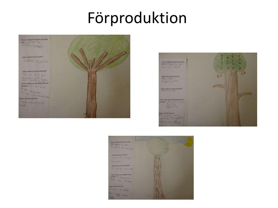 Förproduktion