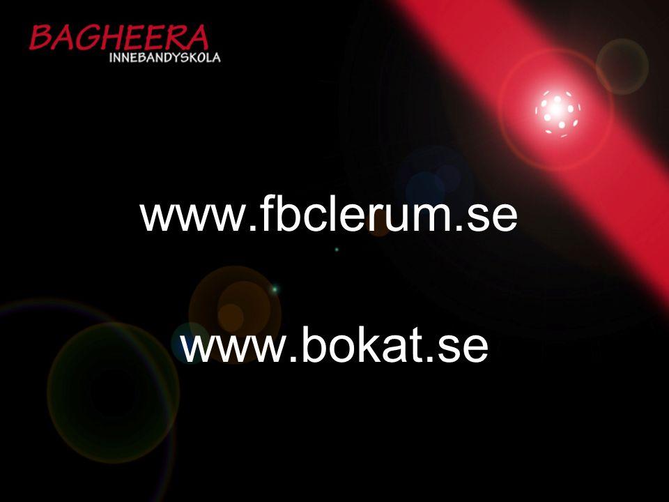 www.fbclerum.se www.bokat.se