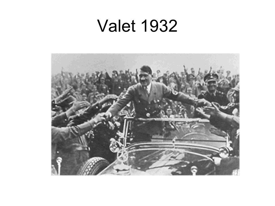 Valet 1932