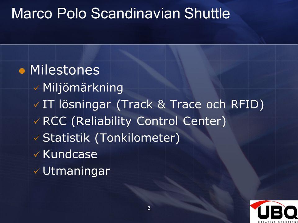 Marco Polo Scandinavian Shuttle