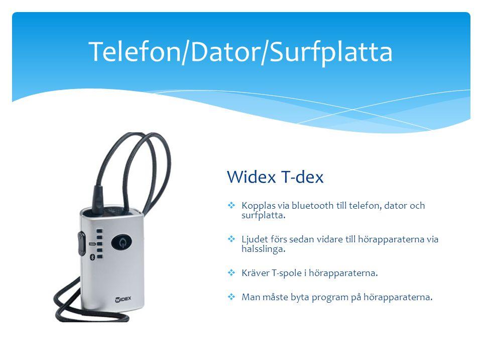 Telefon/Dator/Surfplatta