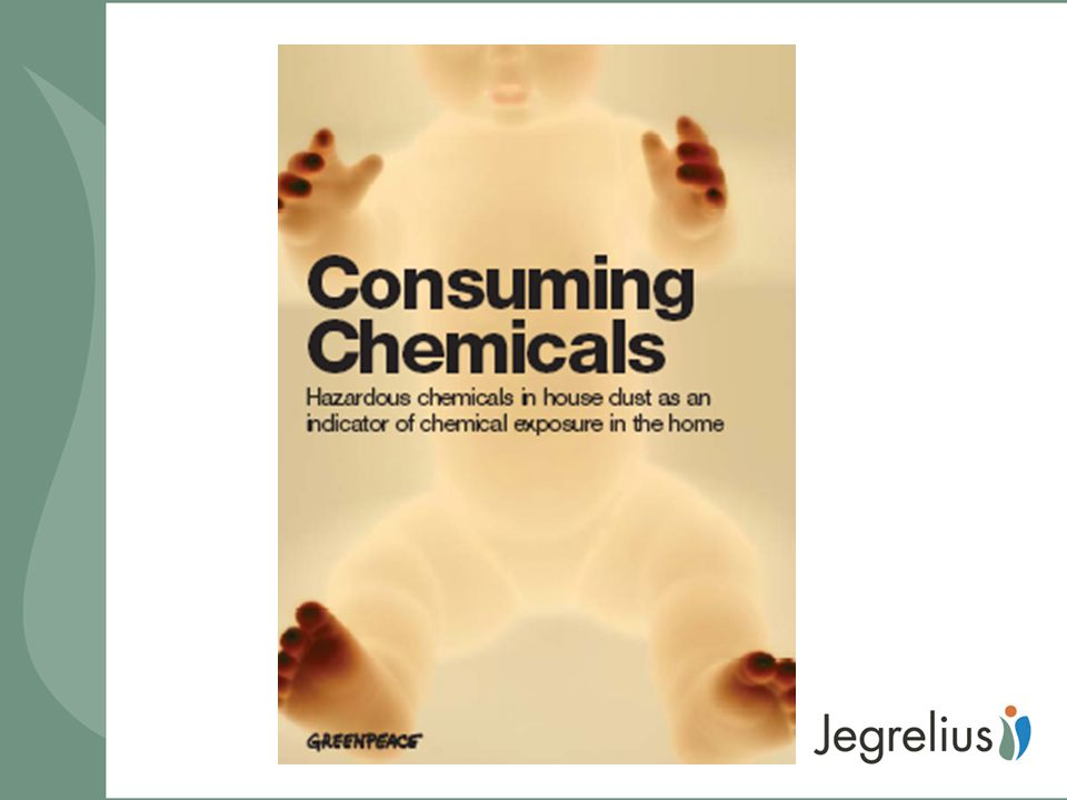 Consuming Chemicals Greenpeace