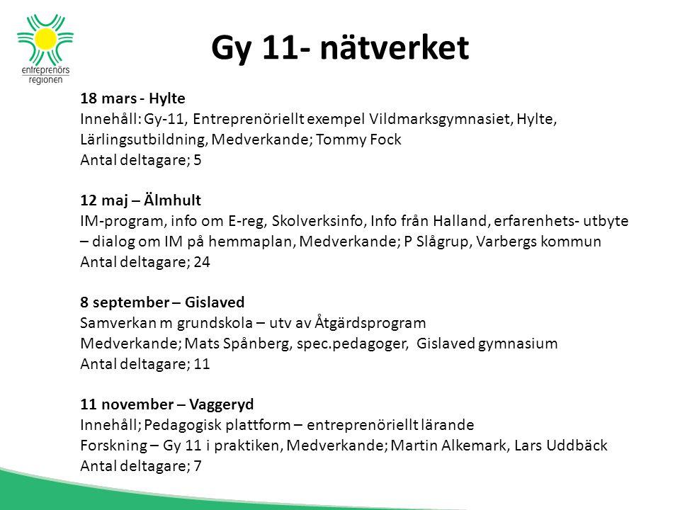 Gy 11- nätverket