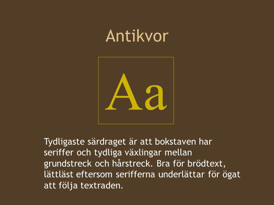 Antikvor Aa.