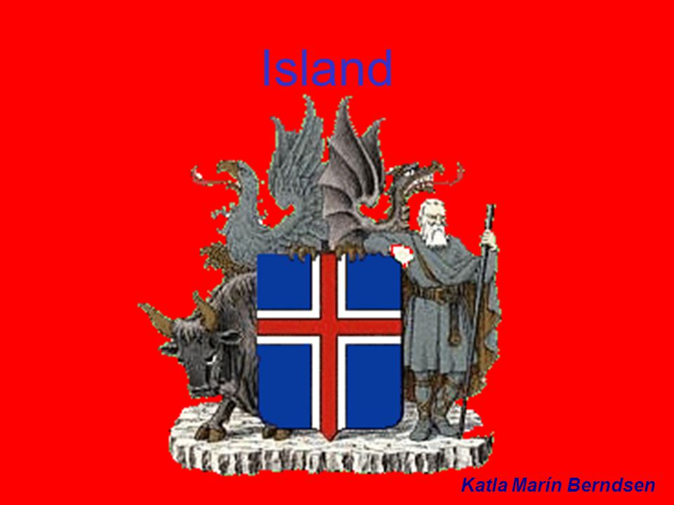 Island Katla Marín Berndsen