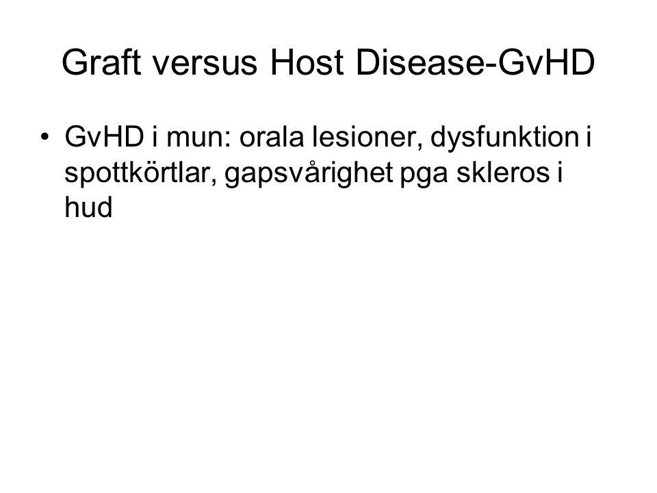 Graft versus Host Disease-GvHD