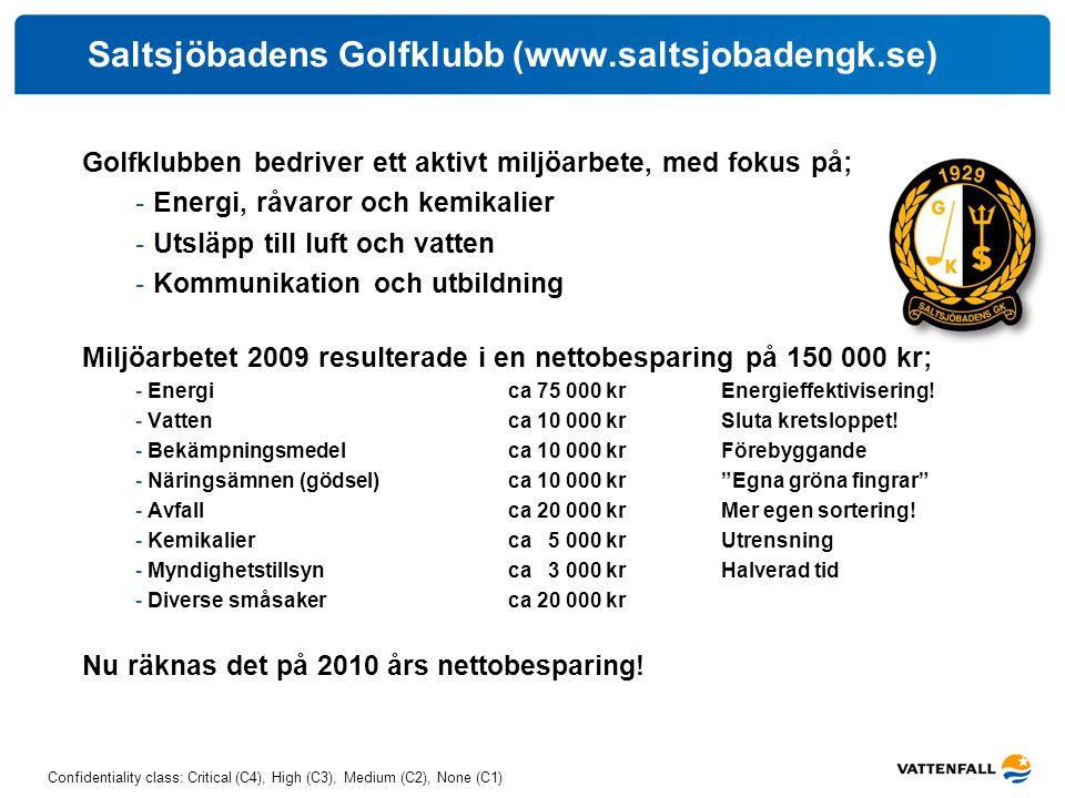 Saltsjöbadens Golfklubb (www.saltsjobadengk.se)