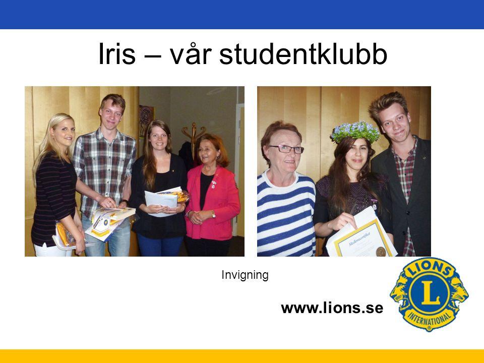 Iris – vår studentklubb