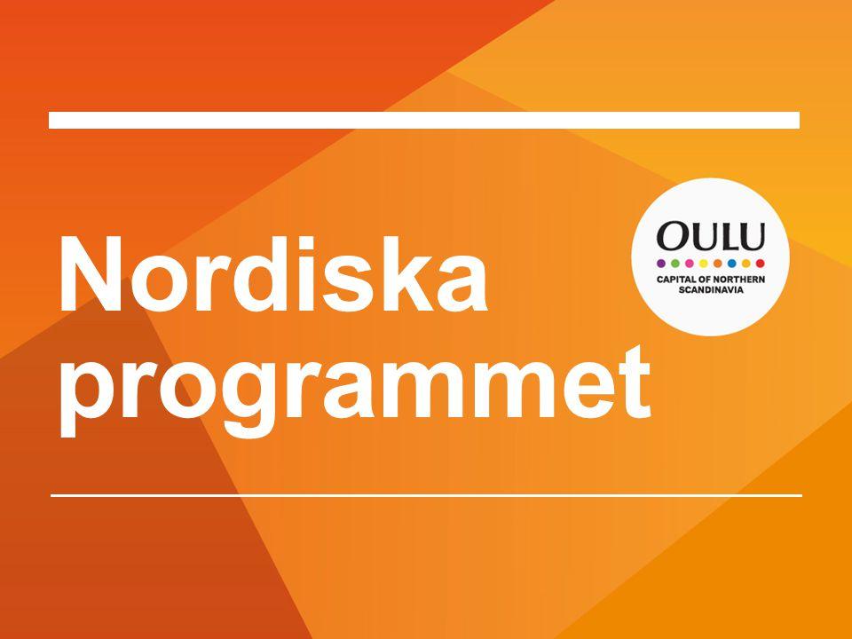 Nordiska programmet
