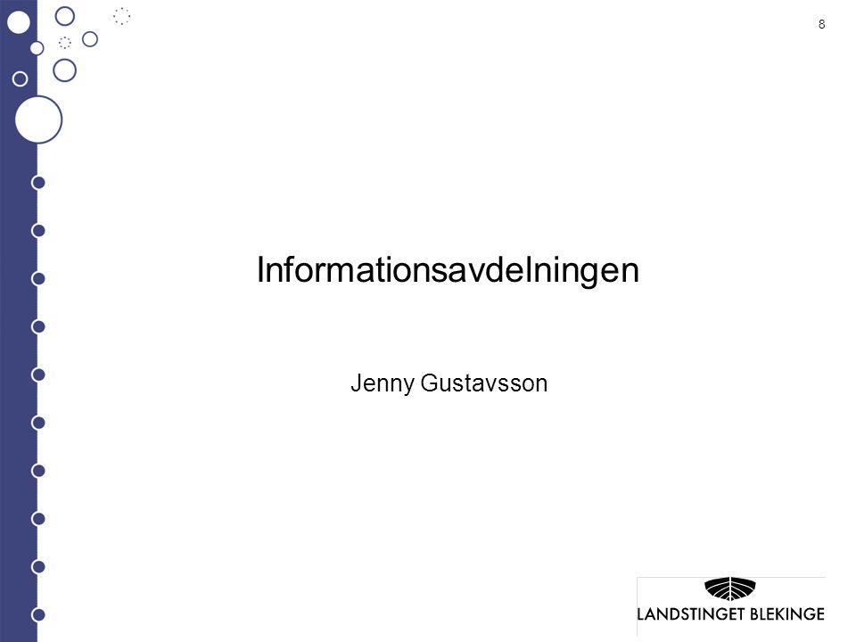 Informationsavdelningen