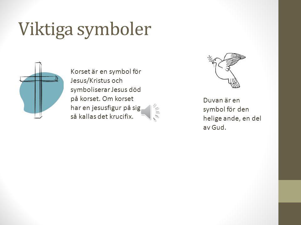 Viktiga symboler