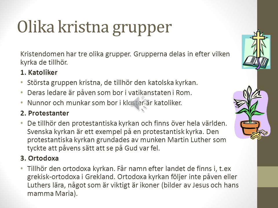 Online dating och kristendomen