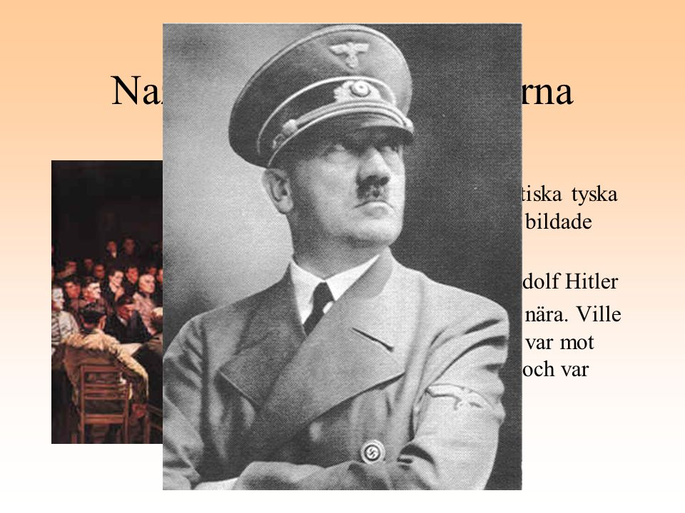Nazisterna - brunskjortorna