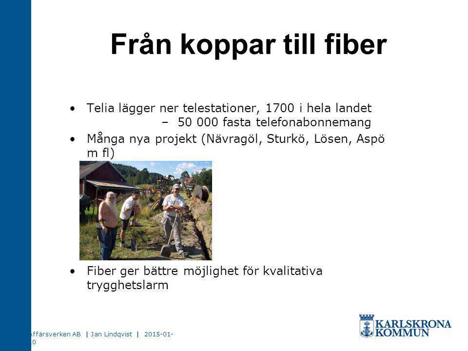 Från koppar till fiber Telia lägger ner telestationer, 1700 i hela landet – 50 000 fasta telefonabonnemang.