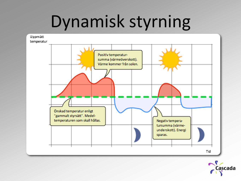 Dynamisk styrning