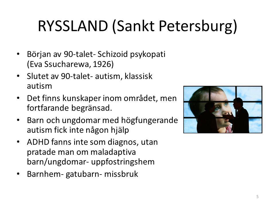 RYSSLAND (Sankt Petersburg)