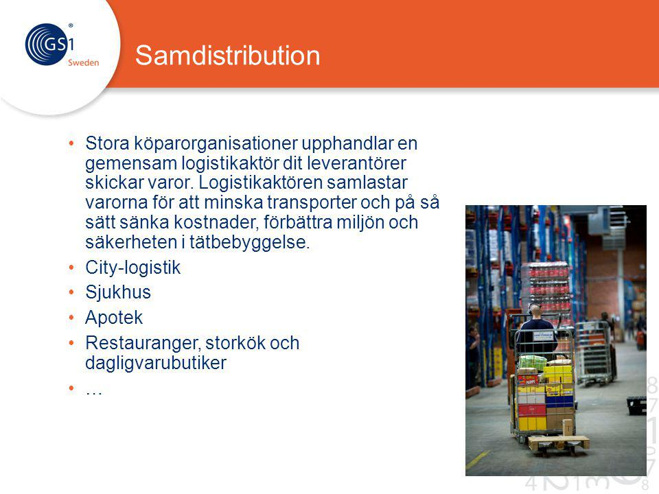 Samdistribution