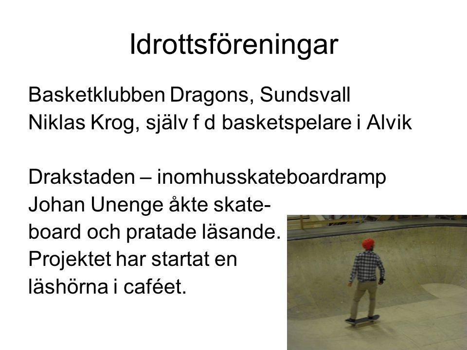 Idrottsföreningar Basketklubben Dragons, Sundsvall