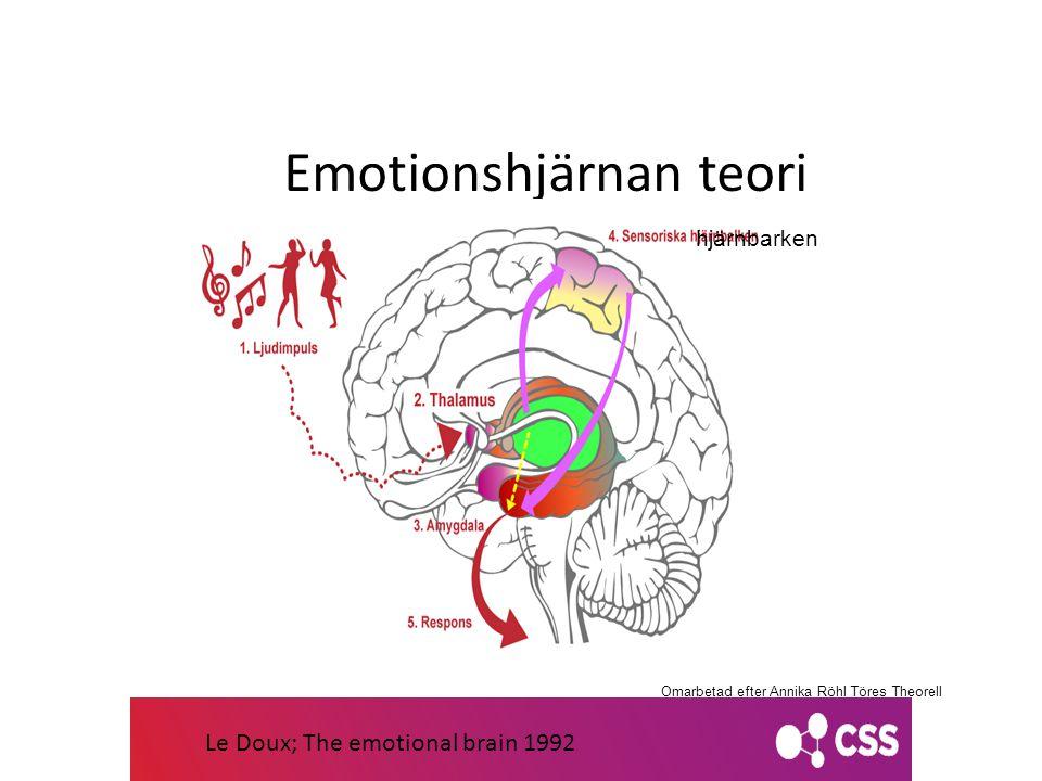 Emotionshjärnan teori