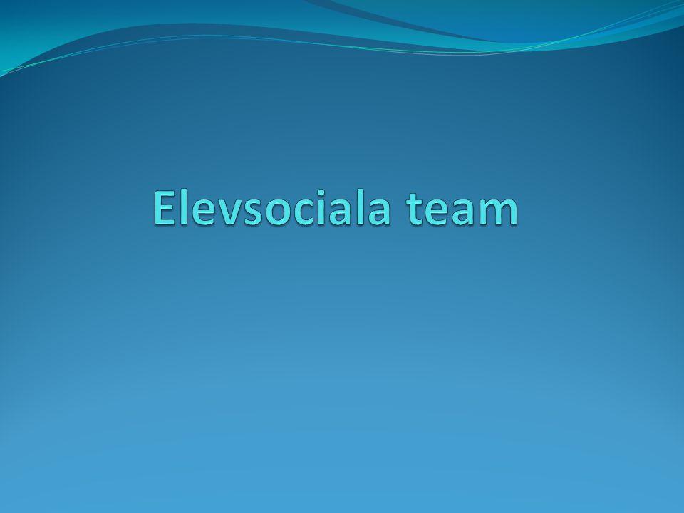 Elevsociala team